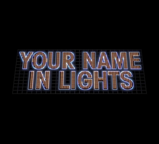 nameinlights